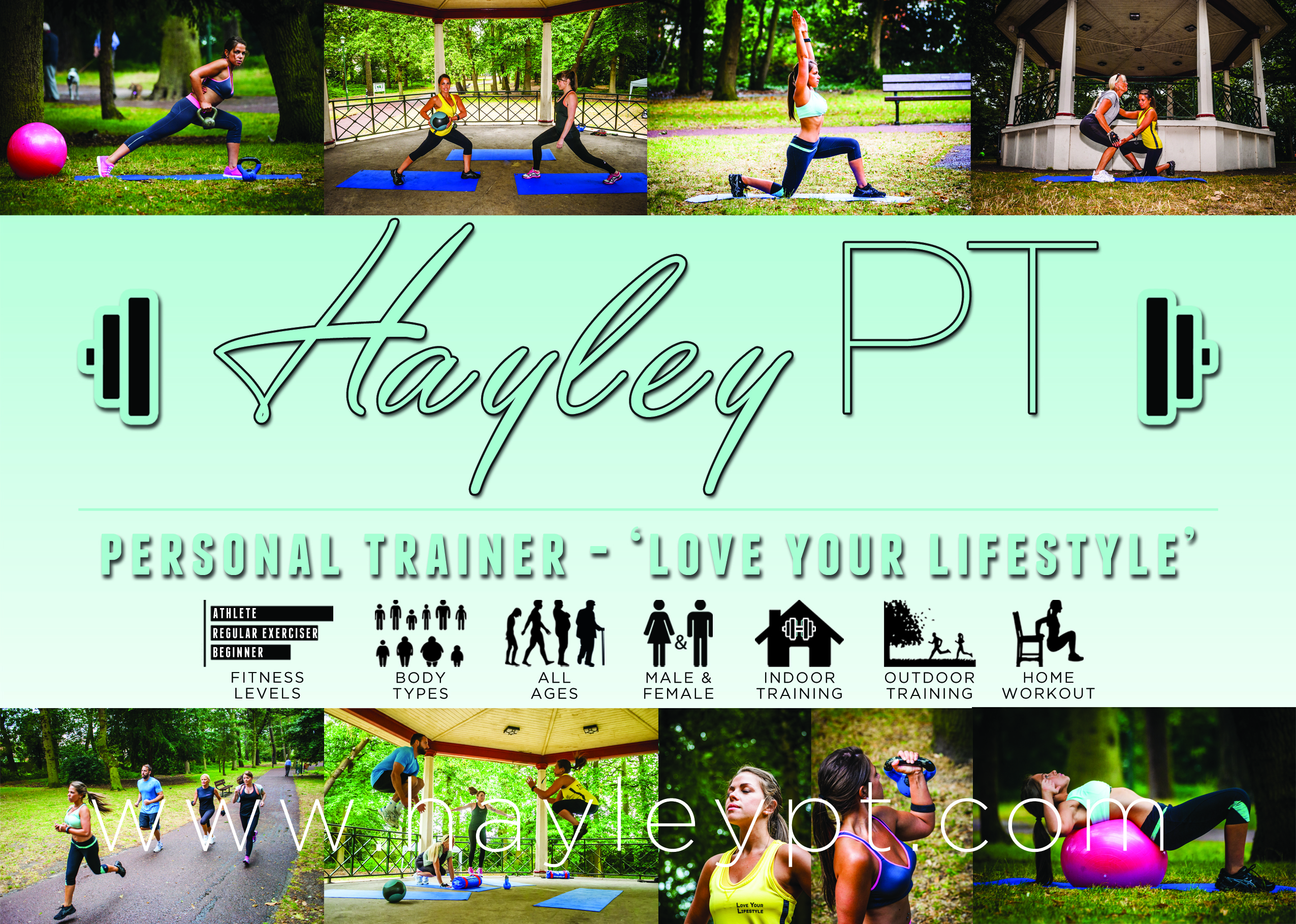 HayleyPT Flyer (Front) (2)